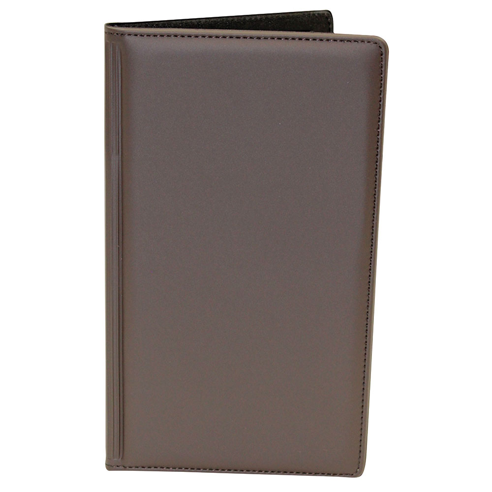 Tablecraft 59BR Check Presentation Holder,