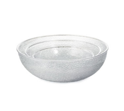 Tablecraft 996C 6-qt Salad Bowl, 15 x 5-in, High Impact Styrene