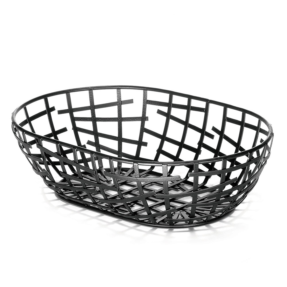 Tablecraft BC7409 Oval Complexity Collection Basket Restaurant Supply