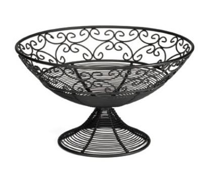 Tablecraft BKP7512 Mediterranean Collection Buffet Display Basket Restaurant Supply
