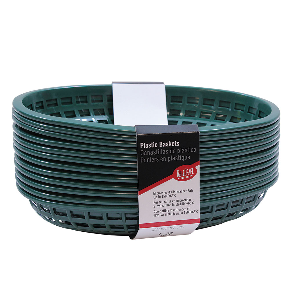 Tablecraft C1074FG Cash And Carry Classic Baskets Restaurant Supply