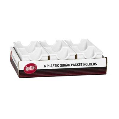 Tablecraft C56W Plastic Sugar Pack