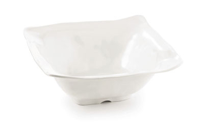 Tablecraft MB135 Frostone Collection Bowl Square 12.5 x 5 in Restaurant Supply