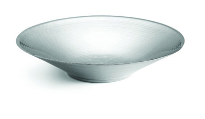 Tablecraft RB143 Round Remington Collection Bowl Double Wall Restaurant Supply