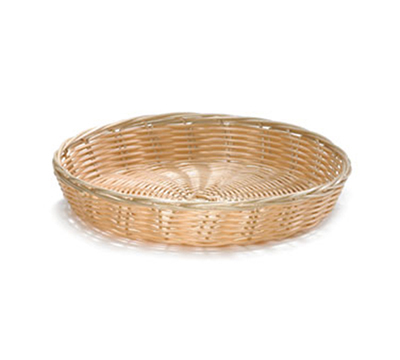 Tablecraft 1169W Handwoven Basket,