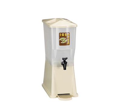 Tablecraft 356DPH 3-Gallon Beverage Dispenser