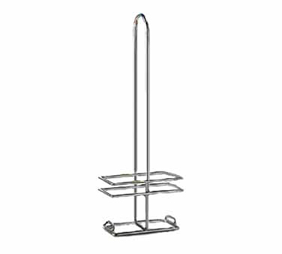 Tablecraft 916R Chrome Plated Metal Cruet Rack, Fits Model Numbers H919 & H616N