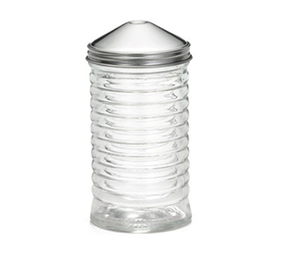 Tablecraft BH855 12-oz Glass Sugar Pou