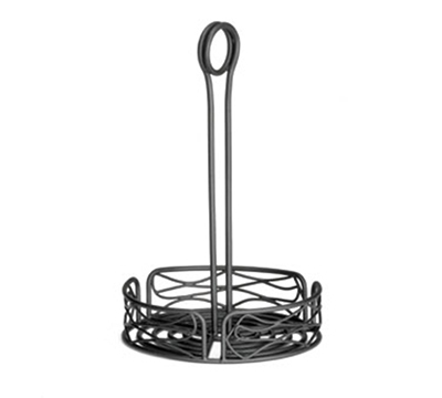 Tablecraft BK1595 5.95-in Black Powder Coated Artisan Versa Rack
