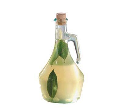Tablecraft H9223 32-oz Portabella Green Glass