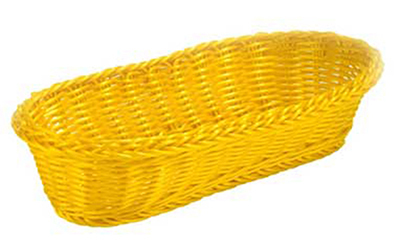 Tablecraft HM1118A Basket, 15 x 6-