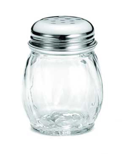 Tablecraft P260J 6-oz Polycarbonate Dispenser Jar Only, Fits P260 & P260SL