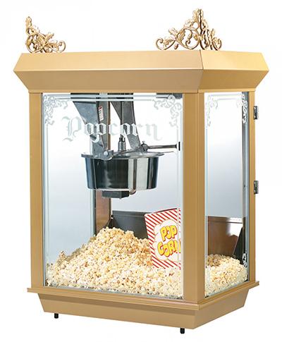 Gold Medal 2020 Gay 90 Whiz Bang Warmer Popcorn Mac