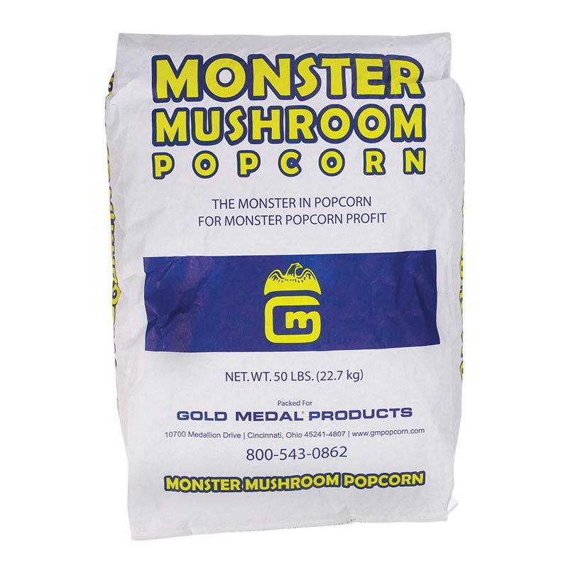 Gold Medal 2031 Monster Mushroom Popcorn, 50 lb Bag