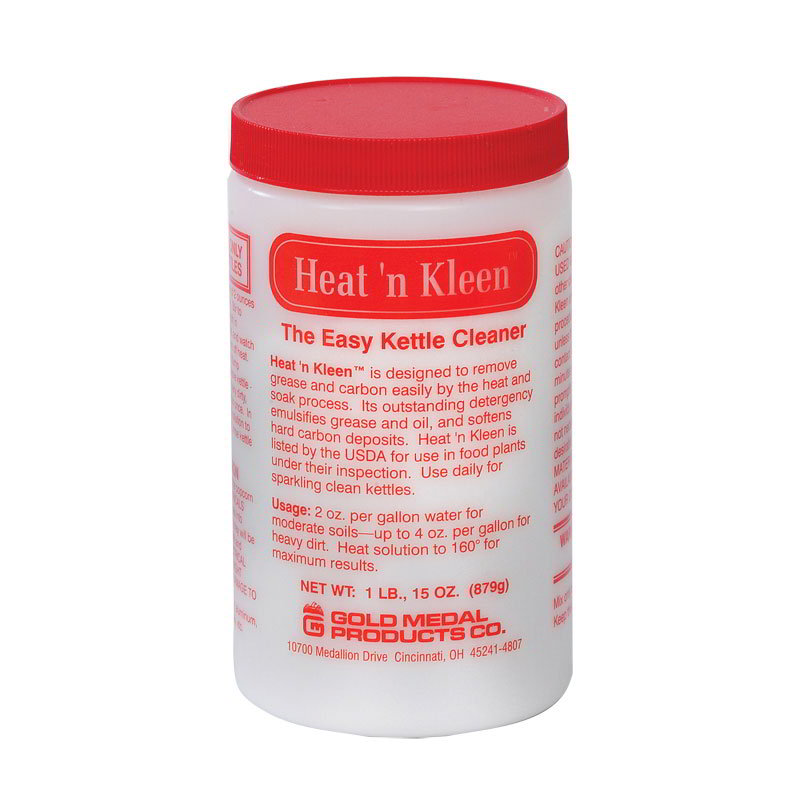 Gold Medal 2095 31-oz Can Heat N Kleen Cleaner
