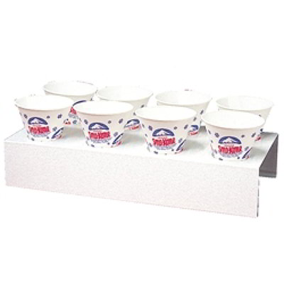 Gold Medal 2117 6-Hole Cone-O-Corn Counter Tray