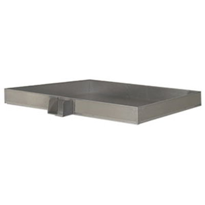 Gold Medal 2162 Karamel King Cooling Pan for Model 2622 Stand, Anodized Aluminum
