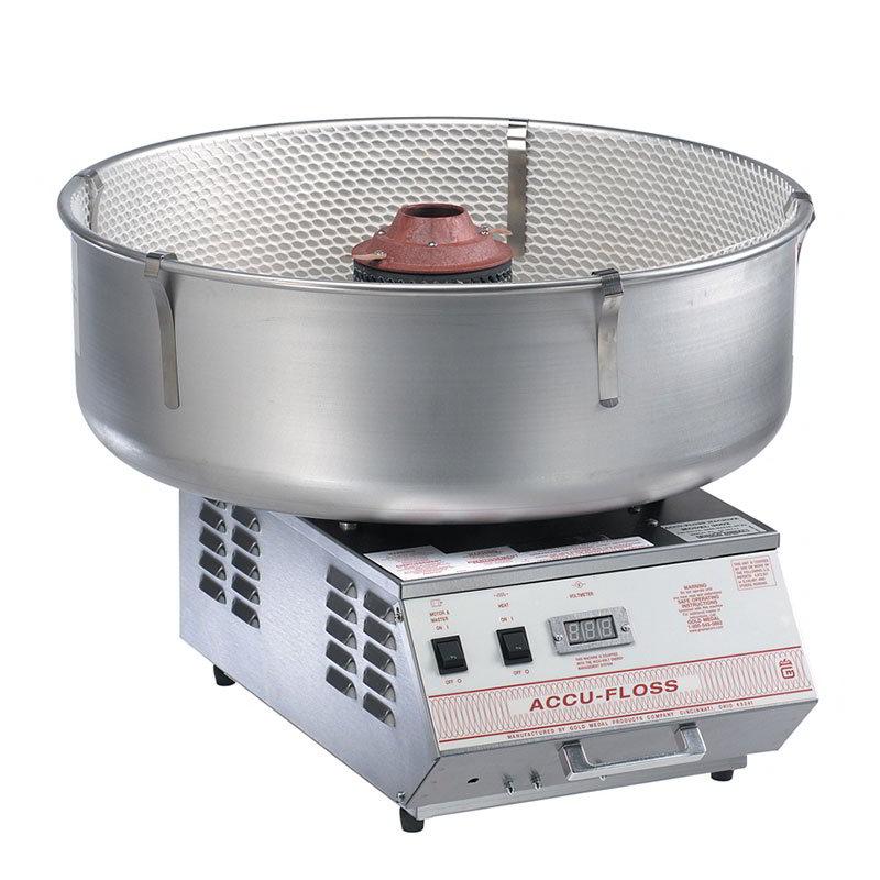 Gold Medal 3002 Accu Floss Cotton Candy Machine Motor& Heat Switch 120 Volt Restaurant Supply
