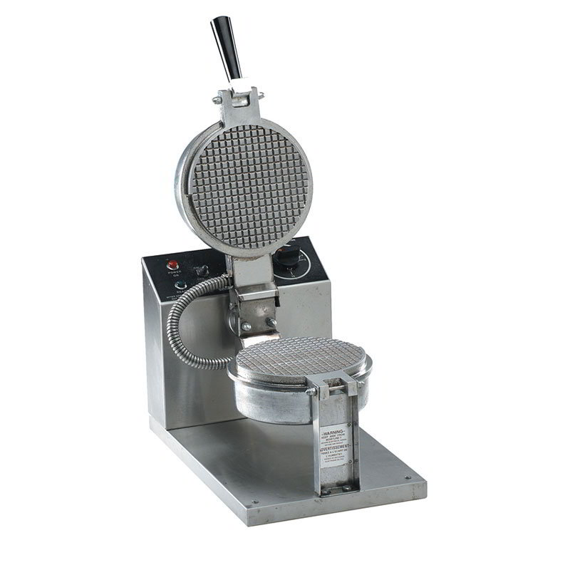 Gold Medal 5023 Small Waffle Cone Baker w/ 6.5-in Grid