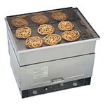 Gold Medal 5099NS LP Funnel Cake Fryer, 50 lb Capacity, Thermostat Control, LP