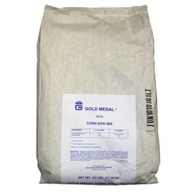 Gold Medal 5113 Corn Dog Mix, 25-lb/Case