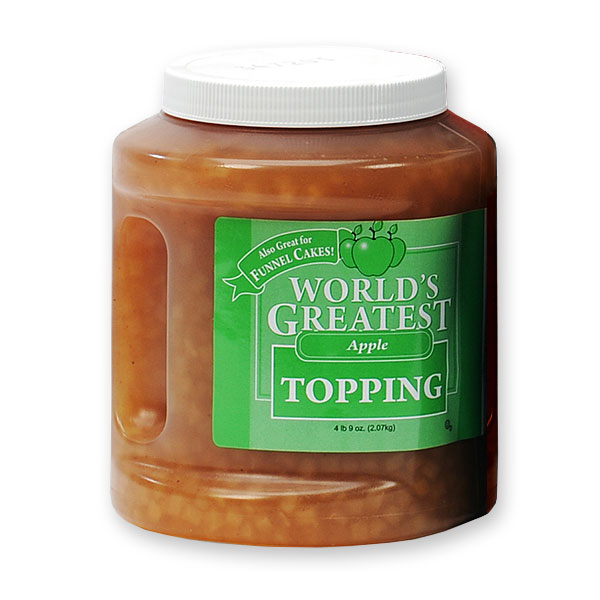 Gold Medal 5137 66-oz Worlds Greatest Toppings