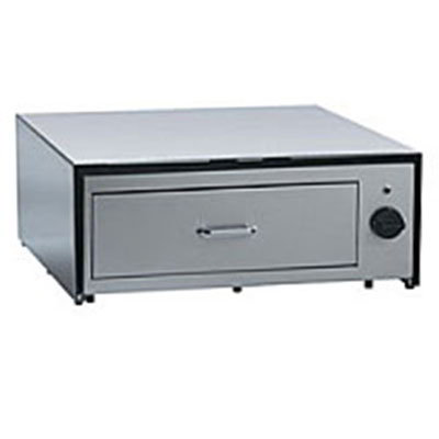 Gold Medal 8117SPL UnderCounter Bun Warmer w/ 36-Bun Capacity & 1-Drawer, Stainless