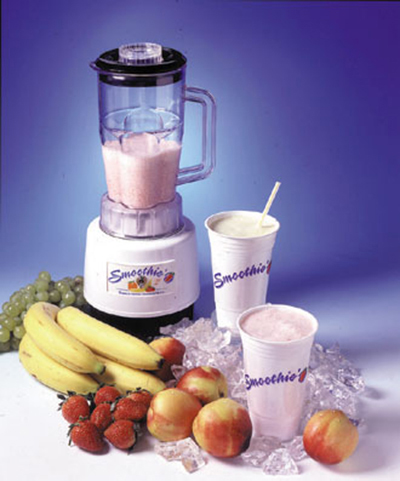 Gold Medal 1220 Heavy Duty Smoothie O Blender w/ 2-Containers & Lids