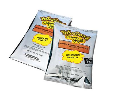 Gold Medal 1222 Yosogood Dry Yogurt Mix, Vanilla