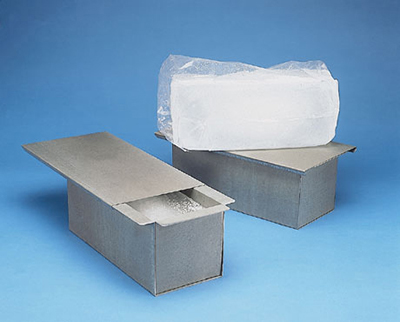 Gold Medal 1487 Block Ice Mold w/ 10-Bag Capacity, Galvanized Steel