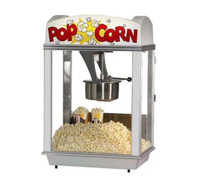Gold Medal 2007ST 120240 Pop-A-Lot Popcorn Machine w/