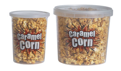 Gold Medal 2136 14-oz Large Disposable Caramel Cor