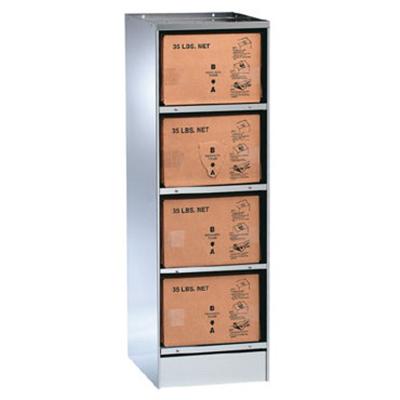 Gold Medal 2262 Bag-In-A-Box Preheater w/ 4-Box Capacity
