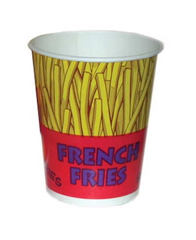 Gold Medal 2301 16-oz Printed French Fry