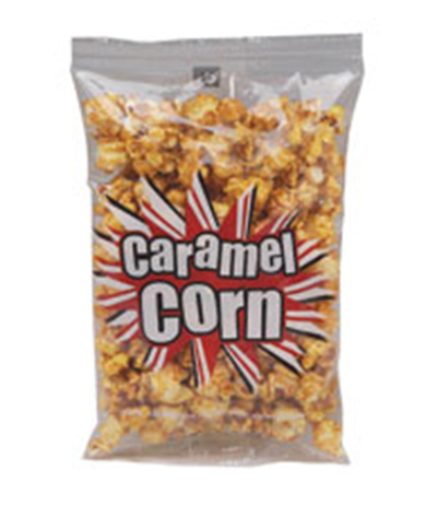 Gold Medal 2427 3.5-oz Pre-Packaged Caramel Corn, 48-B