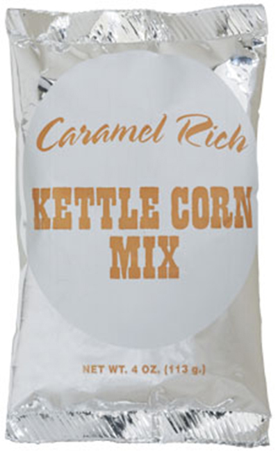 Gold Medal 2567 4-oz Caramel Rich Kettle C