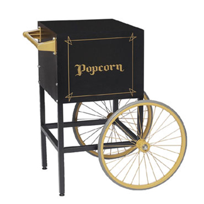 Gold Medal 2689BKG Fun Pop Cart for 8-oz Popper Machine
