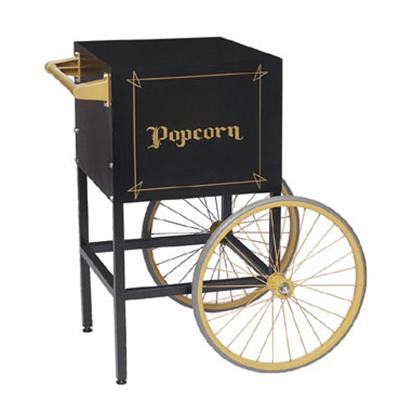 Gold Medal 2689BKG Fun Pop Cart for 8-oz Popper Machin