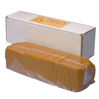 Gold Medal 4120 5-lb Homestyle Caramel Apple Dip Block, 4/Case