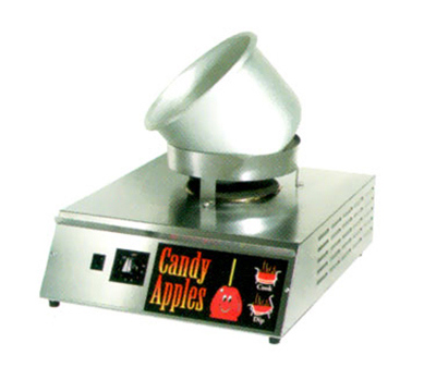 Gold Medal 4416 Countertop Hot Shot Candy Apple