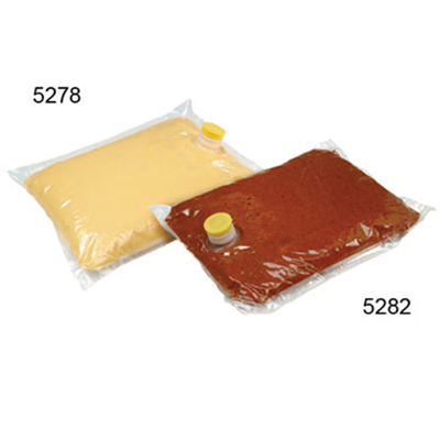 Gold Medal 5282 106-oz El Nacho Grande Bag Chili, 4-Bags/Case