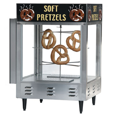 Gold Medal 5550PR 23-in Countertop Pretzel Merchandiser