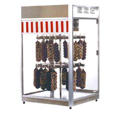 Gold Medal 5530 Non-Electric Fudge Puppie Warmer Display Case