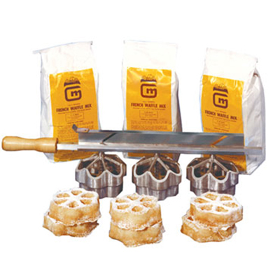 Gold Medal 8011 5-lb French Waffle Mi
