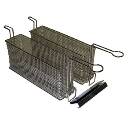 Gold Medal 8053 Twin Baskets for Small Fryer