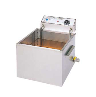 Gold Medal 8073 King 9 Fryer w/ 47-lb Oil Capacity & Tubular Elemen