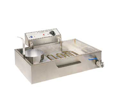Gold Medal 8075 Countertop Electric Fryer - (1) 36-lb Vat, 240v/1ph