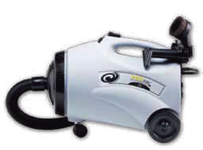 ProTeam 103220 Canister Vacuum w/ Restaurant Kit - 10-gal Capacity