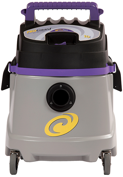 ProTeam 107129 ProGuard 10 Wet Dry Vac w/ Hose, 2-Piece Wand, Tools &