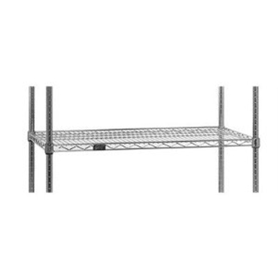 "Eagle Group 2442C Wire Shelving - QuadTruss Design, 24x42"", Chrome-Plated"